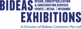 Bideas Exhibitions Design & Construction: Exhibit Builders|Trade Show Displays|Trade Show Booths|Booth Rental|Booth Design|Trade Show Rentals Singapore|Trade Fair Exhibition Stand Rentals